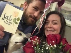 Valentine's Family Pic